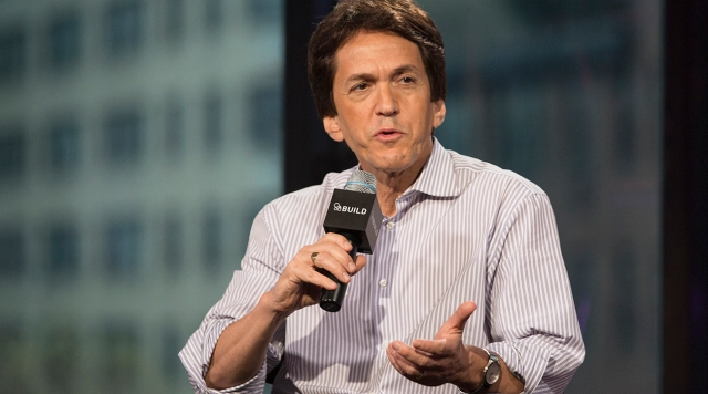 "AOL BUILD Presents: Mitch Albom ""The Magic Strings Of Frankie Presto"""